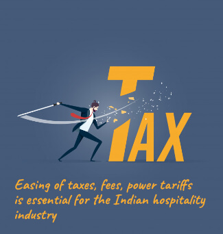 Big tax reliefs are required for the F&B industry