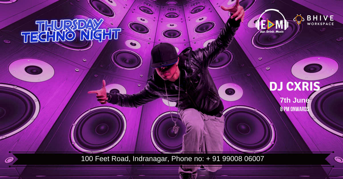 Hip Hop Creatives for Lounge in Bangalore