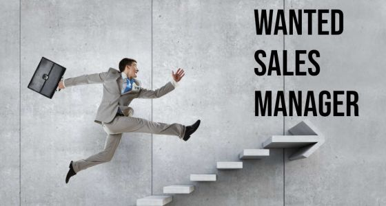 Sales Manager for Bangalore