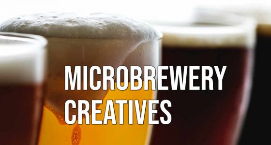 Creatives for Brew Meister